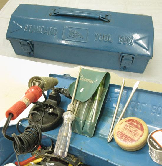 กล่องเครื่องมืองานไฟฟ้า my electrical tool box