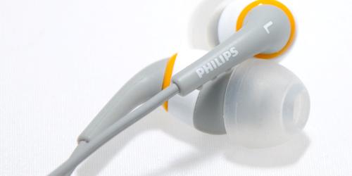 หูฟังปลายซิลิโคน earphone with silicon ear plug